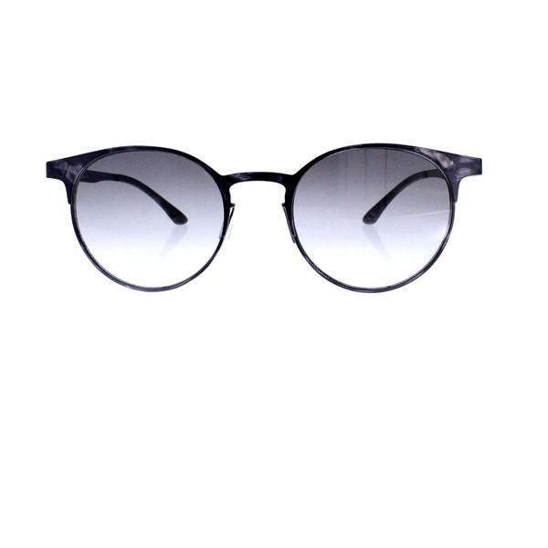 Gafas de sol unisex calibre 51 metal - gris