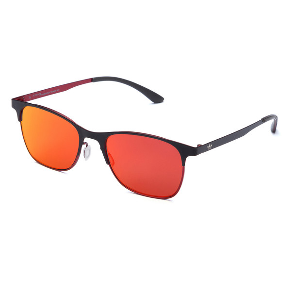 Gafas de sol hombre calibre 52 metal - negro
