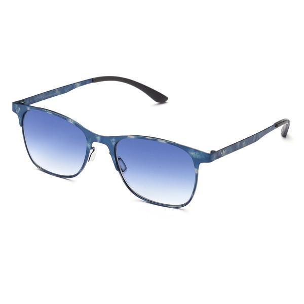 Gafas de sol hombre calibre 52 metal - azul