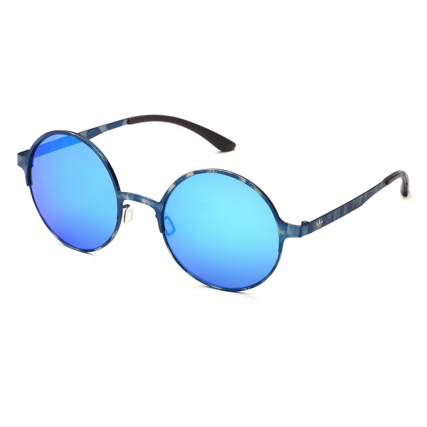 Gafas de sol mujer calibre 52 metal - azul