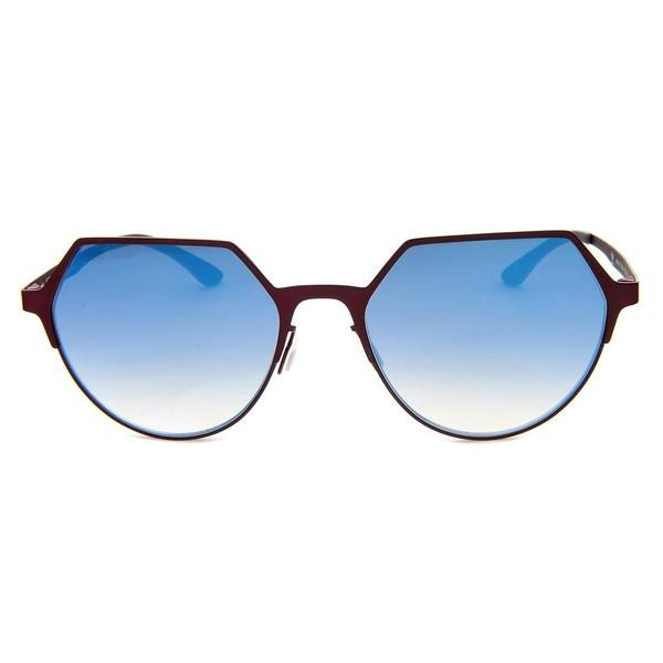 Gafas de sol mujer calibre 55 metal - negro