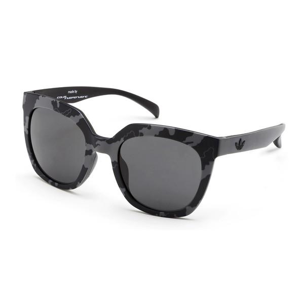 Gafas de sol mujer calibre 53 plástico - gris