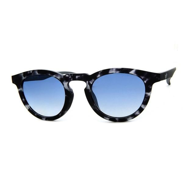 Gafas de sol unisex calibre 47 plástico - gris
