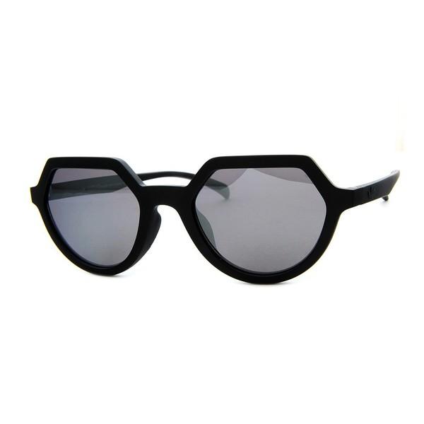 Gafas de sol mujer calibre 53 plástico - negro