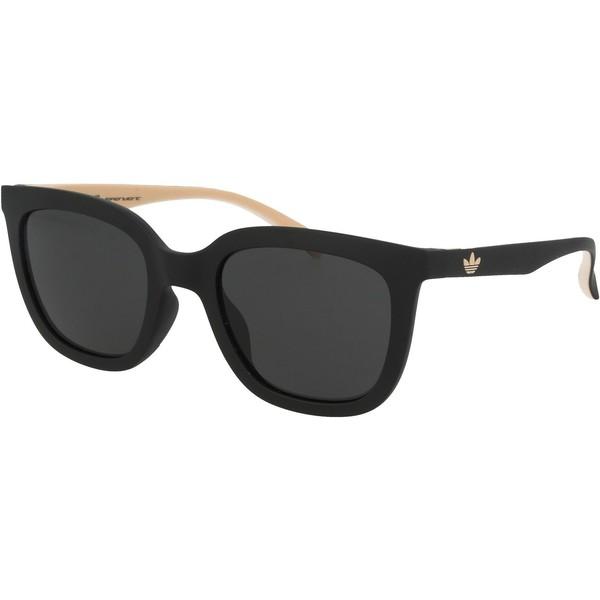 Gafas de sol mujer calibre 51 plástico - negro