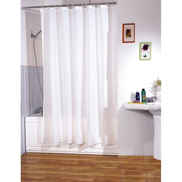 Cortina de baño de polyester