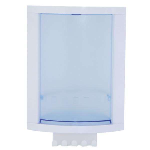 23x32x12cm Armario de baño - azul