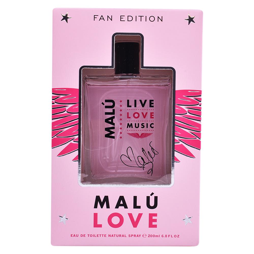 EDT Malú live love music