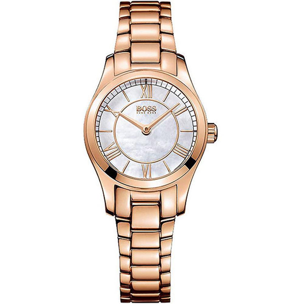 99257871be0 Reloj mujer analógico acero - bronce HUGO BOSS 1502378