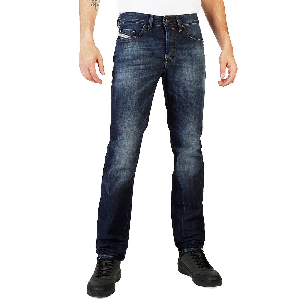 Pantalón tejano hombre - azul
