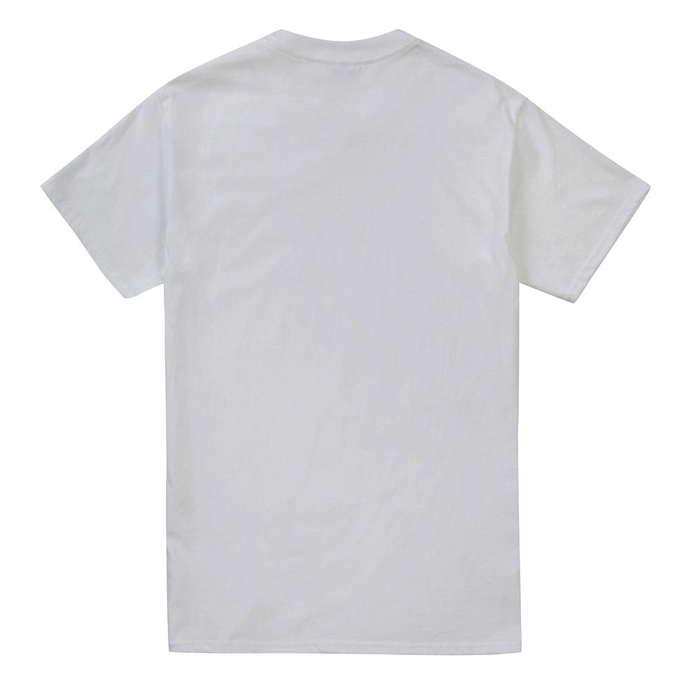 Camiseta Drips - blanco