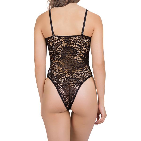 Body mujer - negro