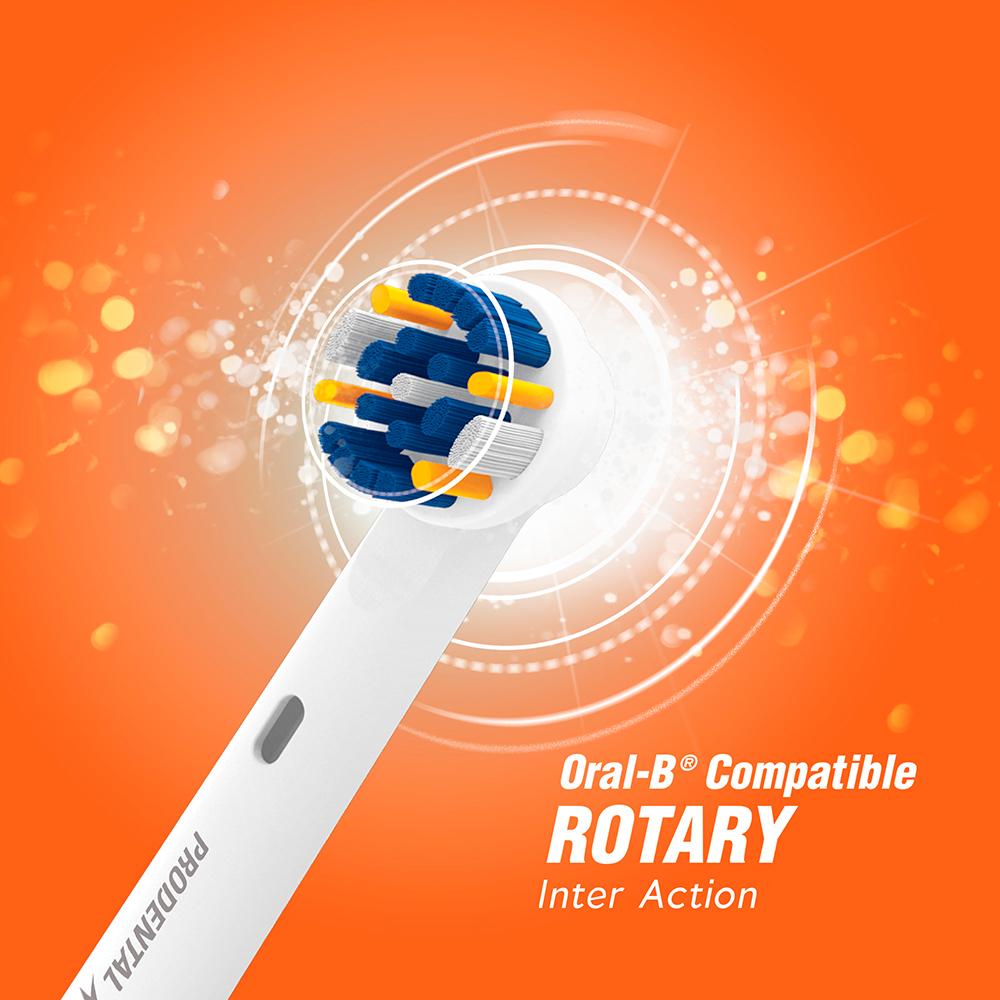 PACK 3 Cabezal Inter Action Rotary