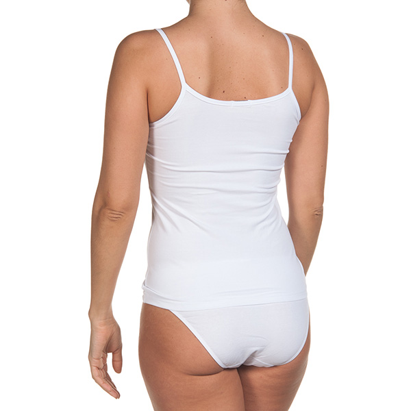 Pack 3 Camisetas interiores tirantes - blanco