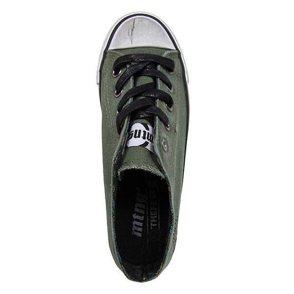 Sneaker infantil/junior - caqui