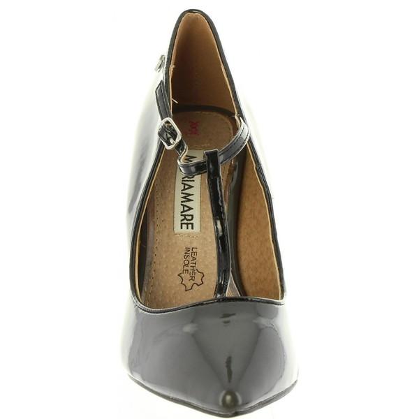 10cm Zapato de tacón mujer - gris