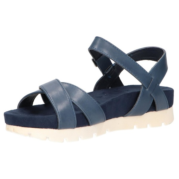 Sandalia mujer - azul
