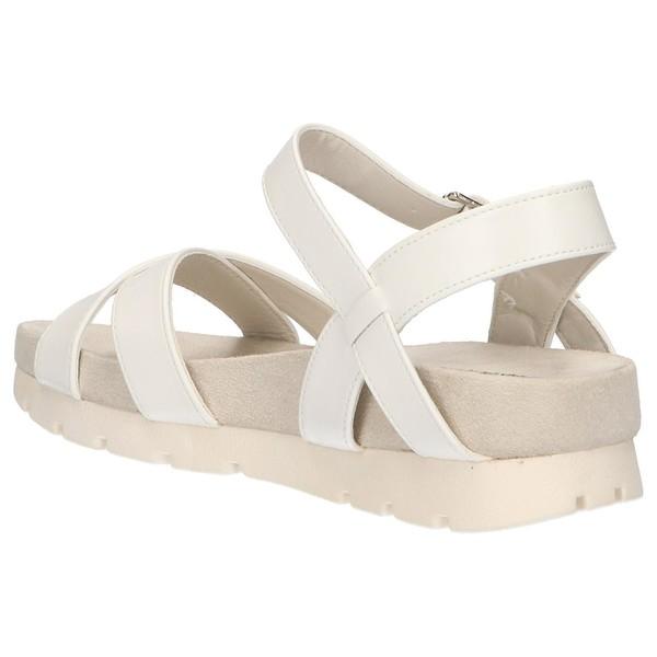 Sandalia mujer - blanco