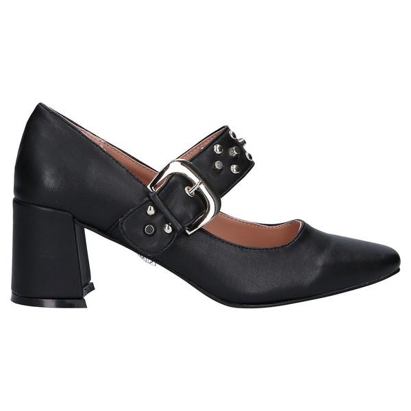 Zapato tacón mujer - negro