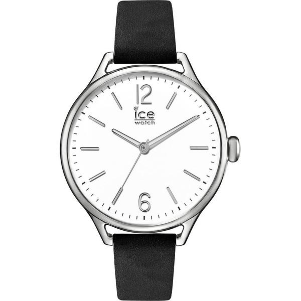 55e9402ec Reloj mujer analógico piel - blanco/negro ICE WATCH IC13053