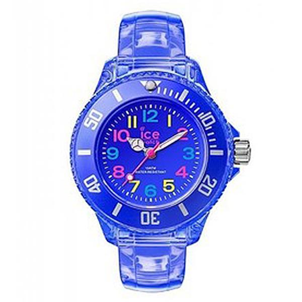 Reloj analógico junior caucho - azul
