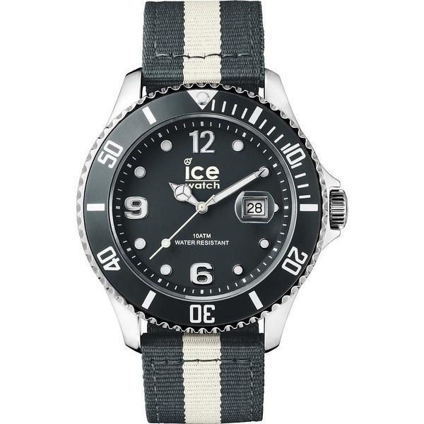Reloj hombre - beige/negro