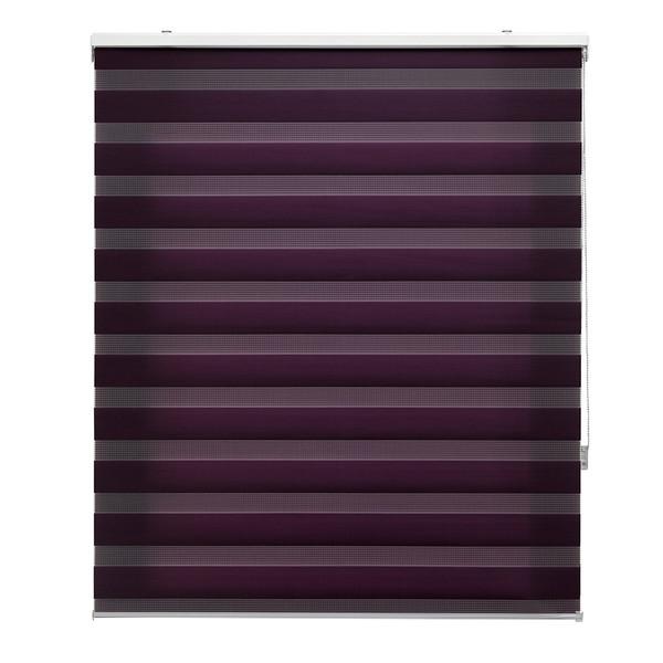 Estor enrollable Lira - violeta