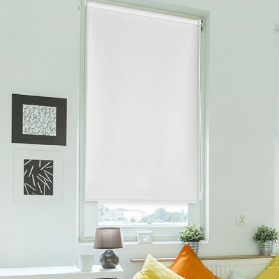 Blindecor Estor Enrollable Visillo Textura 80x180 Blanco