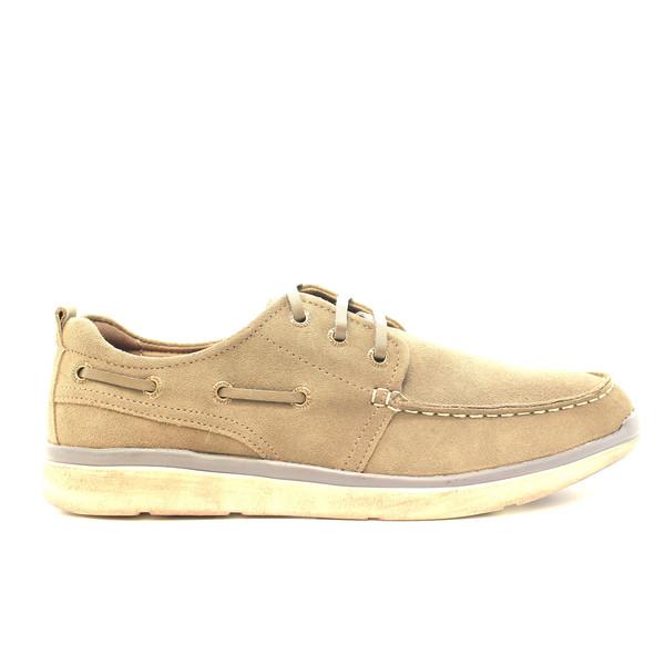 1dca6ad87a0 2cm Zapato serraje - beige XTI 47035-BEIGE