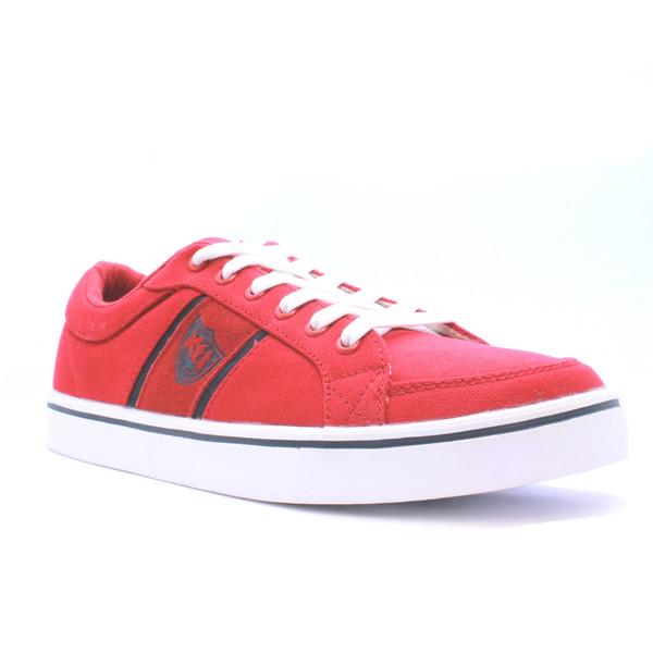 Zapatilla - rojo
