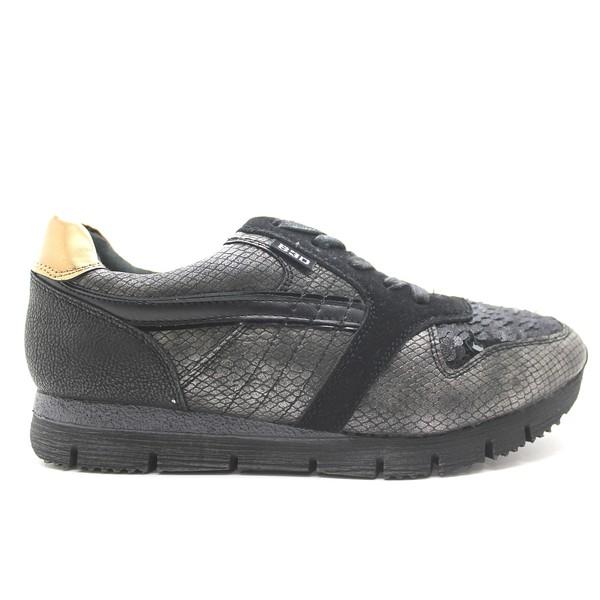 Zapatilla - negro
