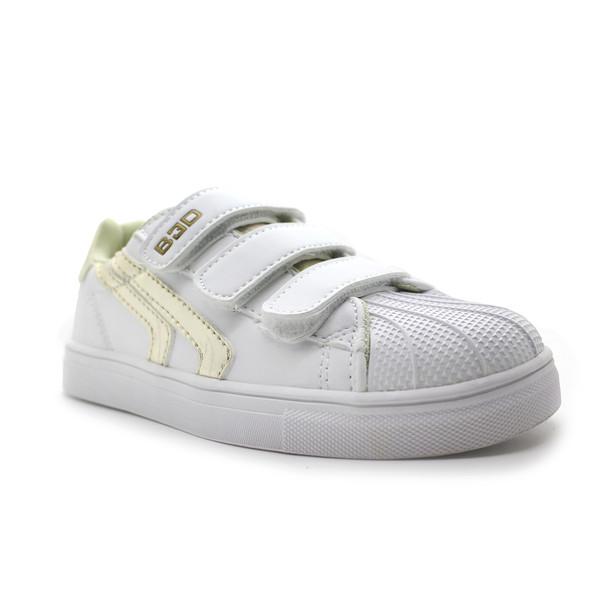 Zapatilla infantil - blanca