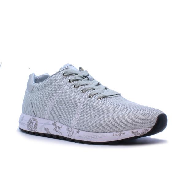 Zapatilla deportiva gris