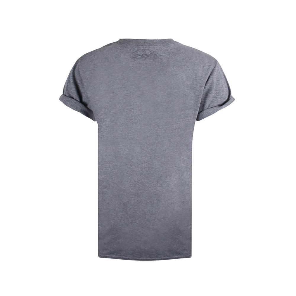 Camiseta m/corta mujer - grafito