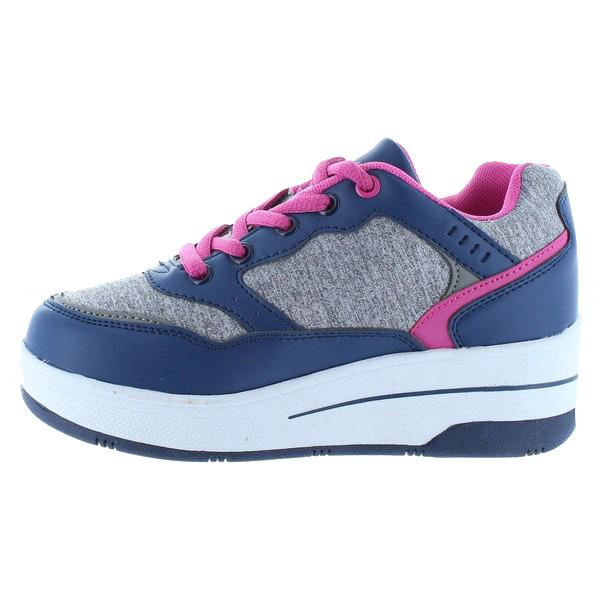 Zapatilla deportiva - azul