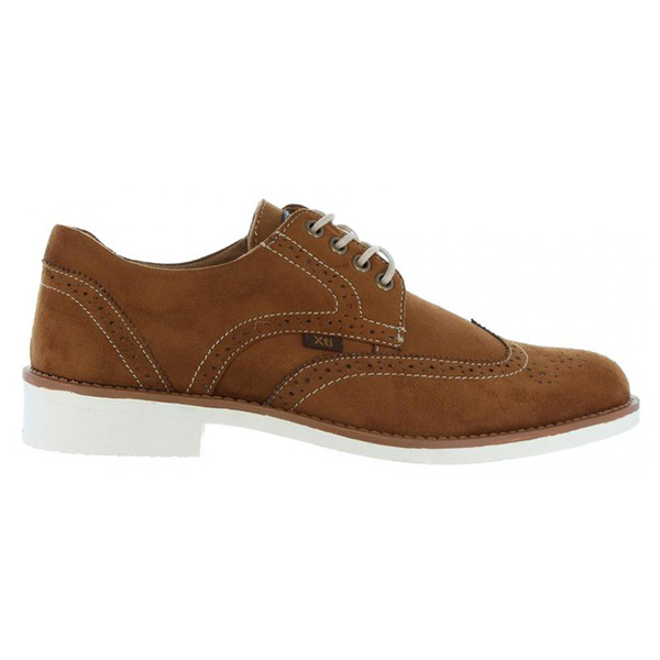 Chaussure Homme Brun Lacets Xti 33538 Antelina Camel