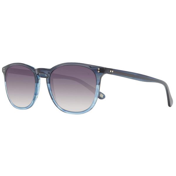Gafas de sol hombre cal.52 acetato - azul
