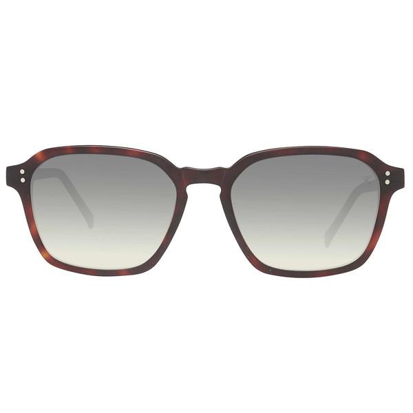 Gafas de sol hombre cal.52 acetato - marrón