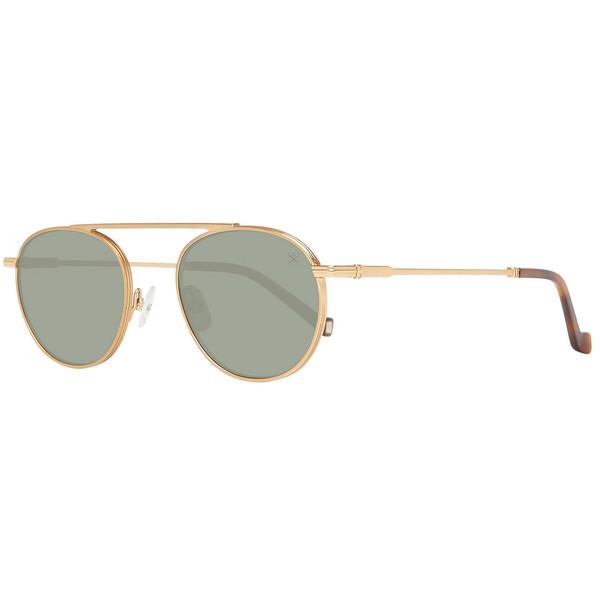 Gafas de sol metal hombre - dorado