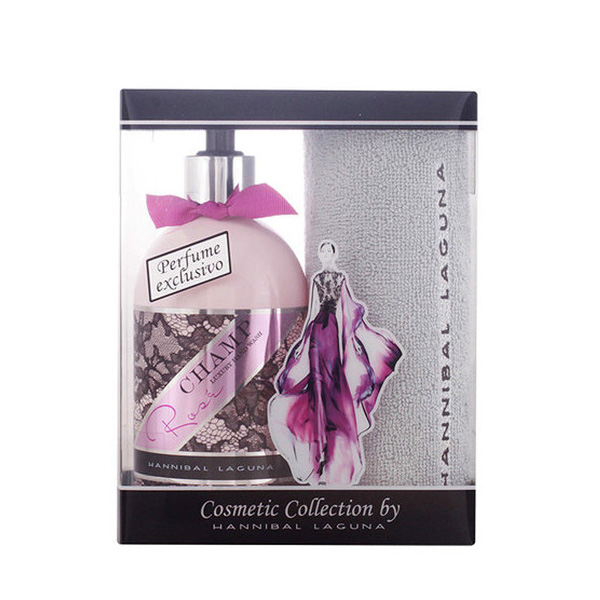 Set Hannibal laguna champ rosé