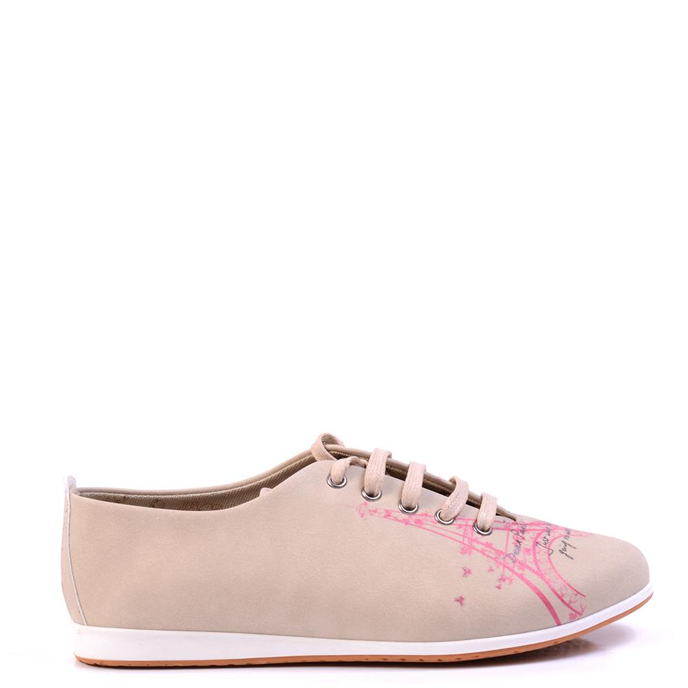 Zapatos Oxford mujer - multicolor