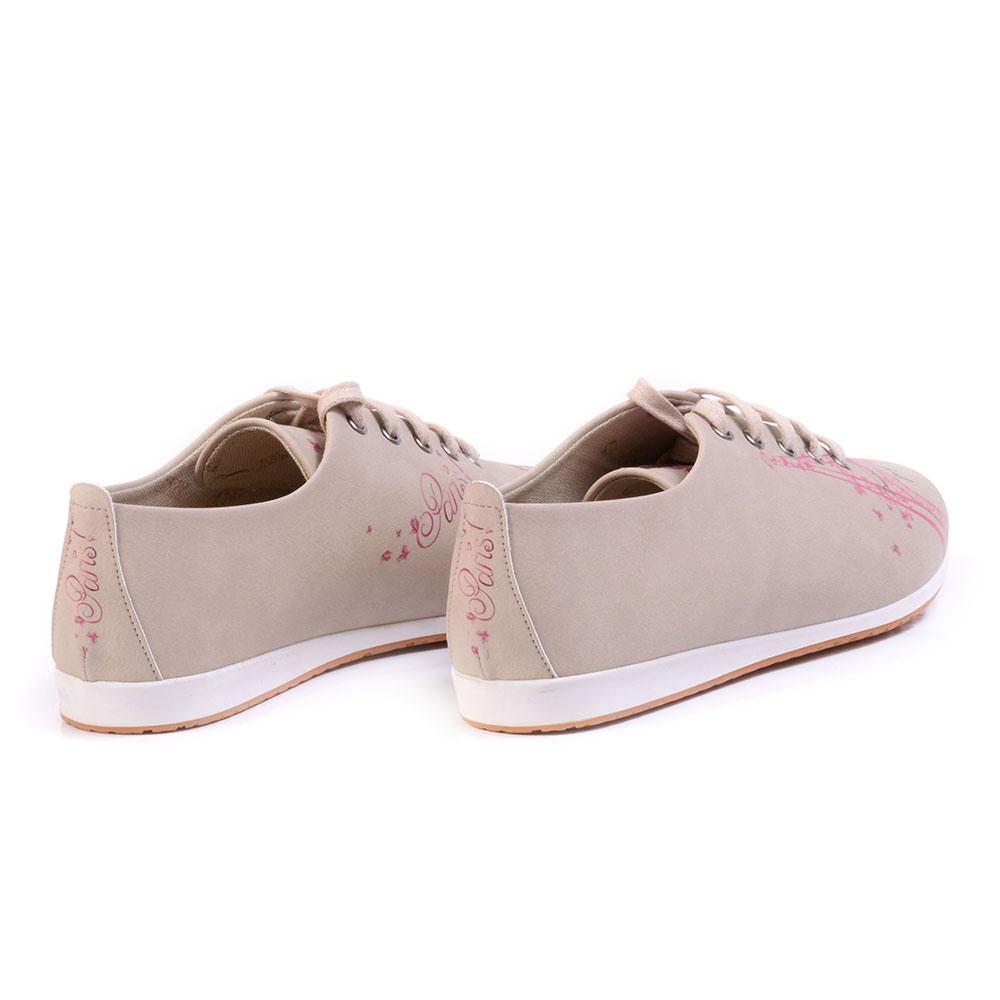 Sneaker planas mujer - rosa