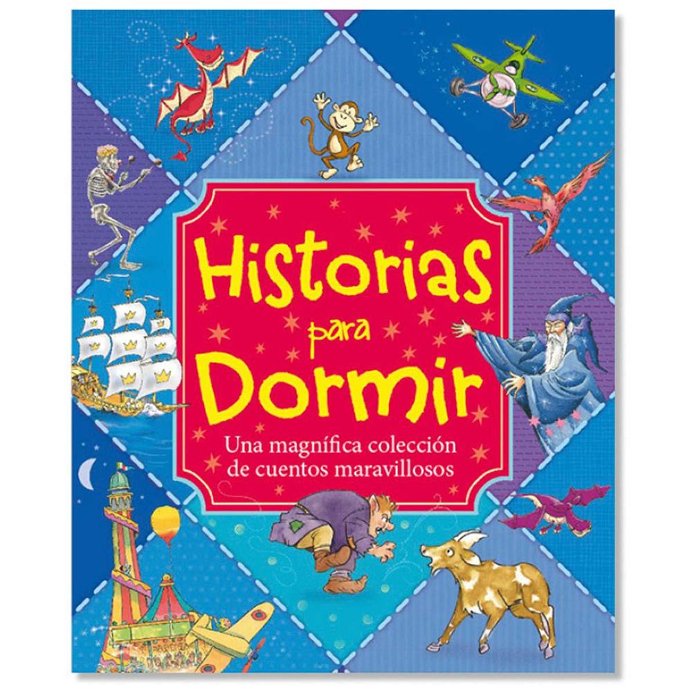 Libro historias para dormir 176pag.23x28
