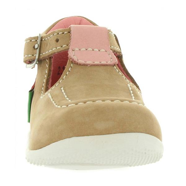 Zapato pepito piel infantil - beige