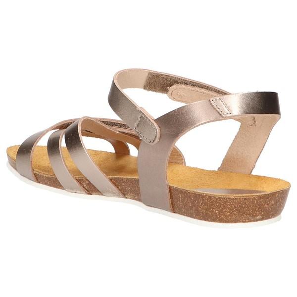 Sandalias de niña - plata