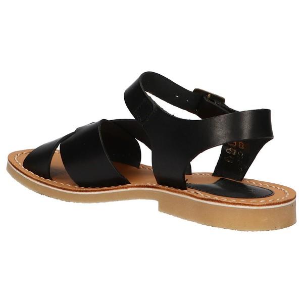 Sandalias de mujer - negro