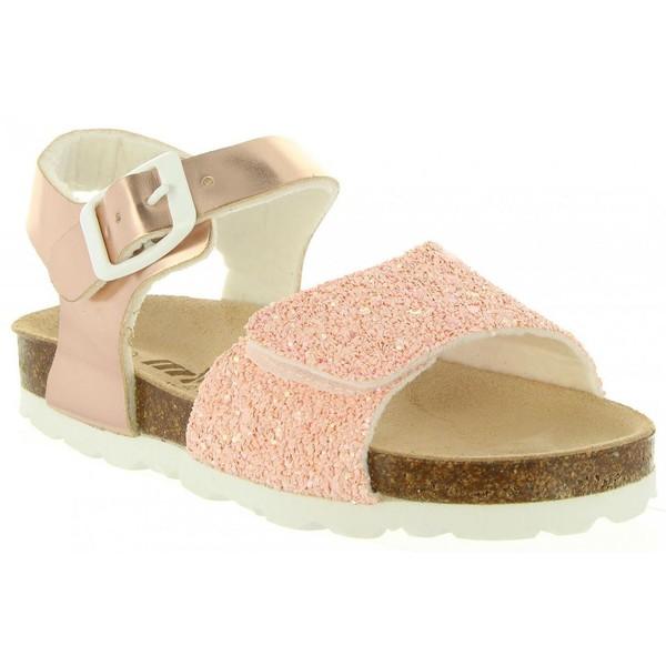 Sandalia infantil - rosa