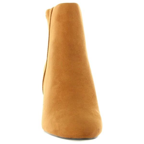 7cm Botín mujer - marrón