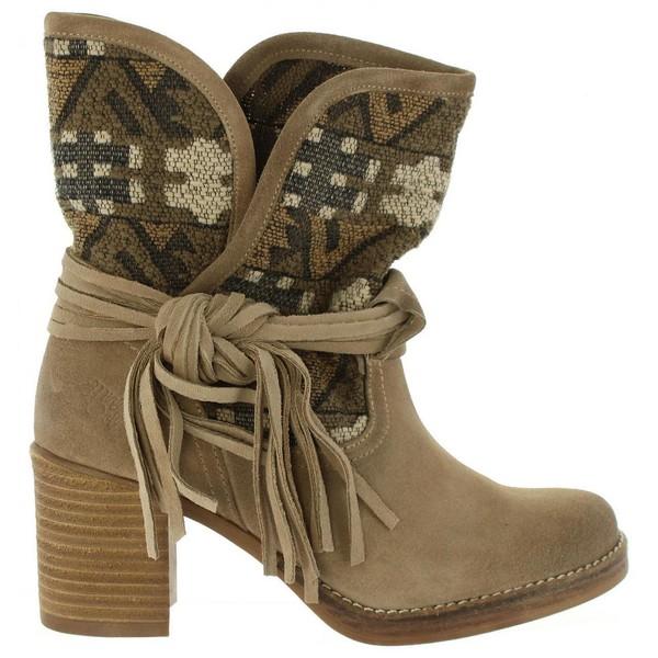 botas de serraje mujer be196b6c19