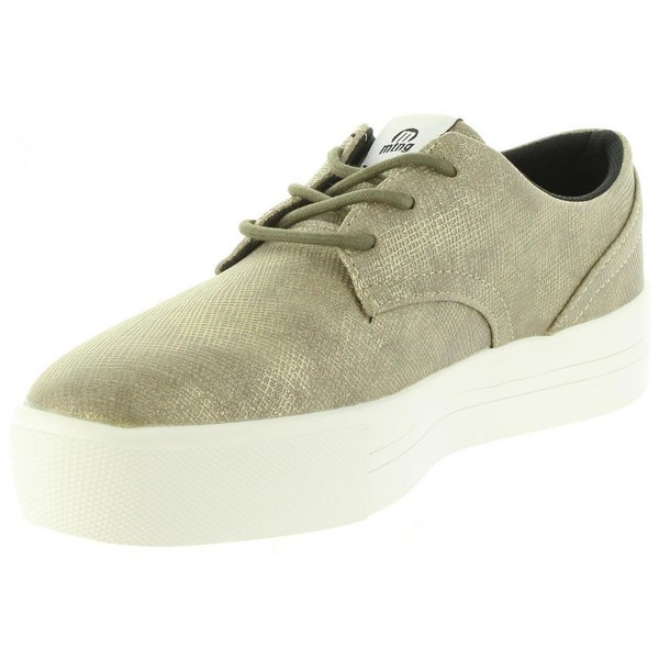 Sneaker mujer - taupe